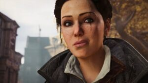Evie is a strong female lead, which is what Assassin's Creed needed after the gender controversy that surrounded Unity.