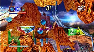 Individual levels are varied in their themes and colours.